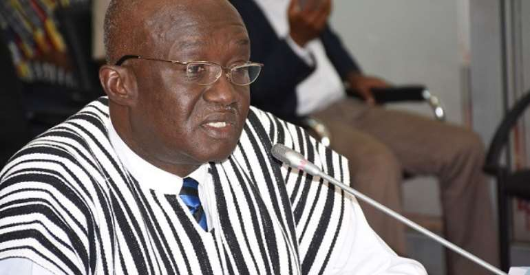 Joseph Kofi Adda, Minister of Aviation