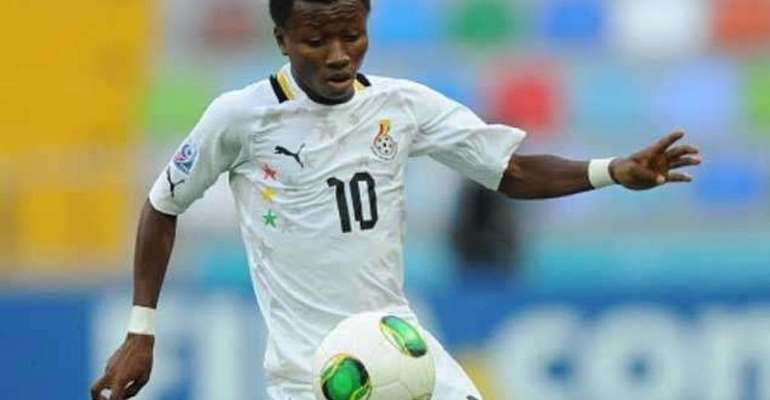 I Am Matured And Ready To Play For Black Stars - Clifford Aboagye