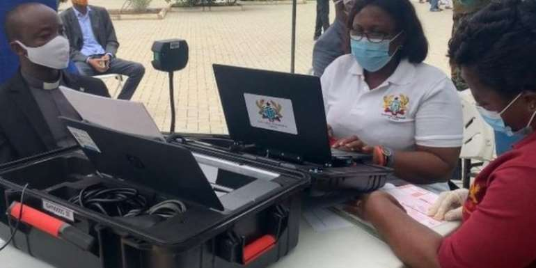 Voter Registration: Bono, Bono East, Ahafo Regions Lead In Usage Of Guarantor System