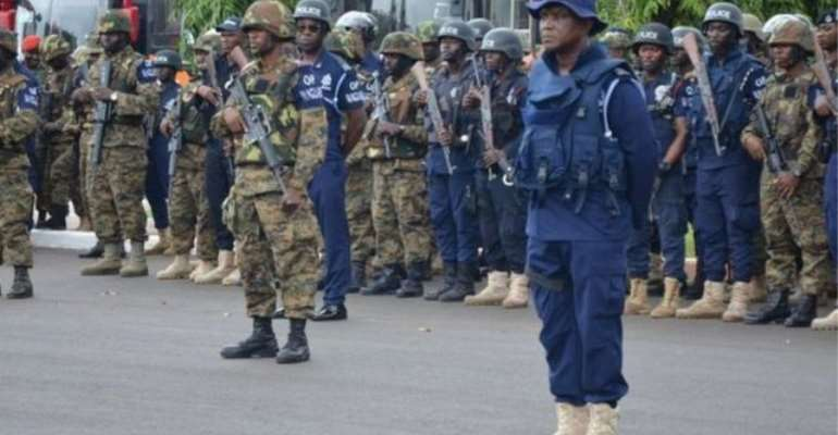 Retrain Special Police, Military Before December 7 Polls— PIRAN-Ghana To State Security