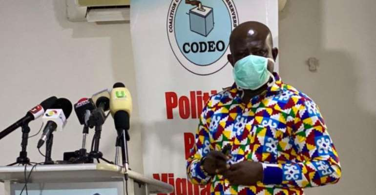 Election 2020: No Fears, Ghana Won't Burn — Peace Council