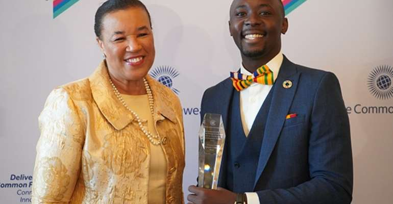 Commonwealth Youth Awards 2021 Open For Entries