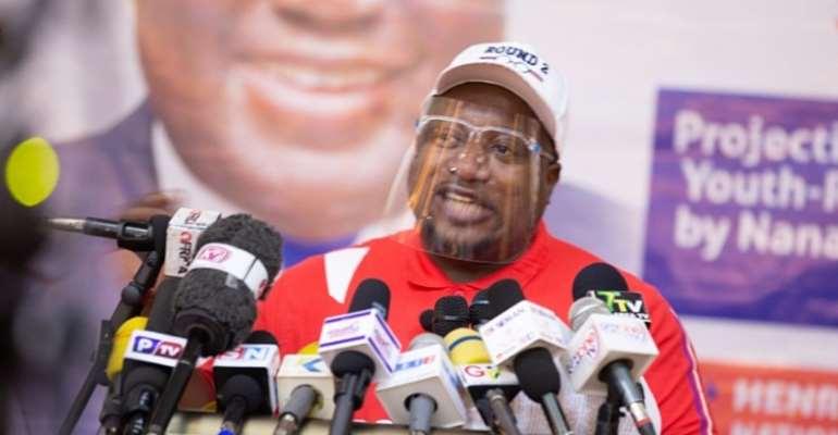 We'll Do Everything To Retain Akufo-Addo – Nana B Vows