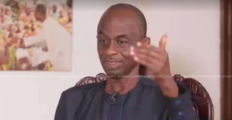 Ahwoi's Book On Rawlings Won't Affect Our Election Fortunes – Asiedu Nketia