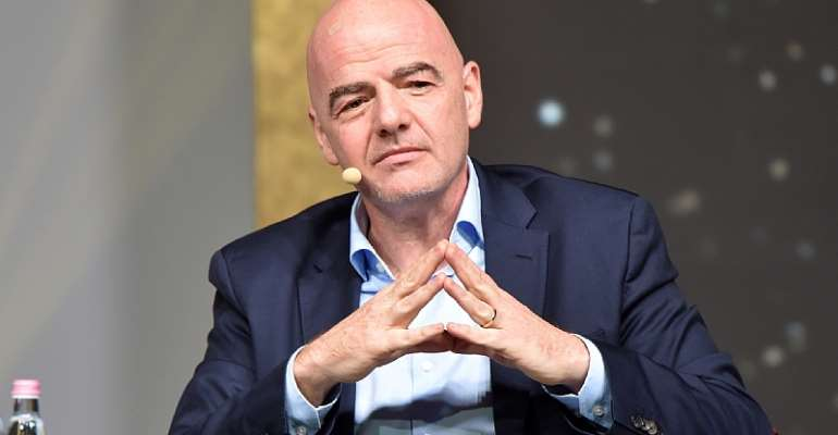FIFA President Gianni Infantino claimed there were no