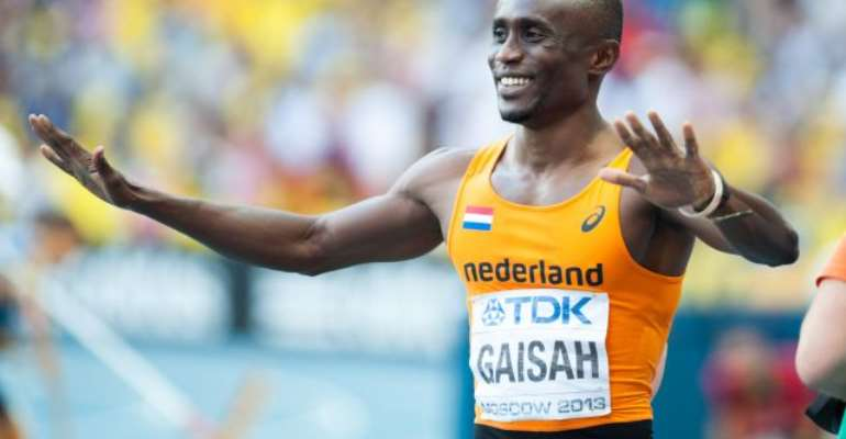 Athlete Reveals Why He Ditched Ghana For The Netherlands