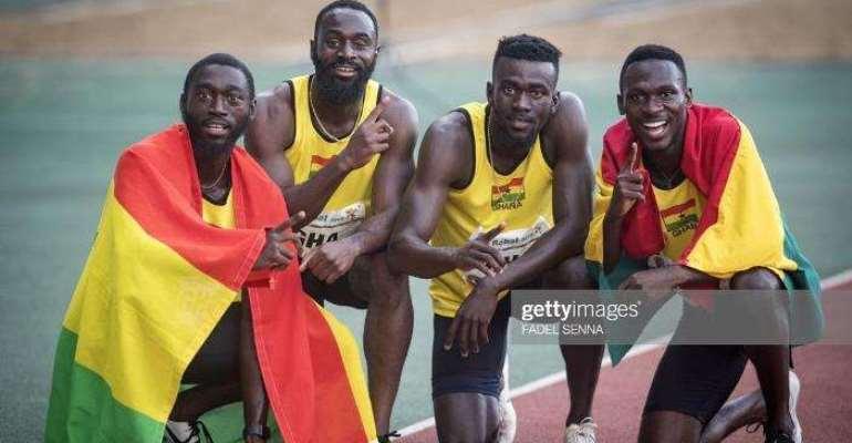 Ghanaian Athletes Need Support – Ignisious Gaisah
