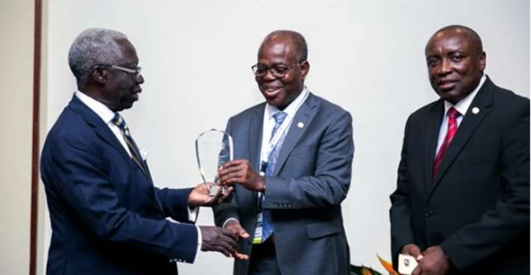 2nd Ghana Infrastructure Report Card Launched