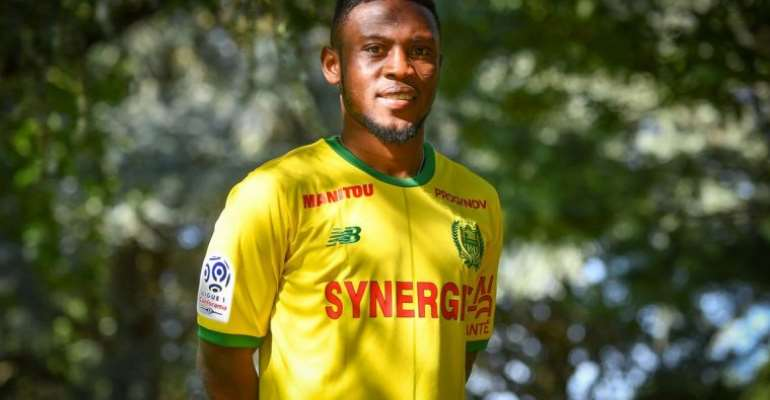 Majeed Waris Reveals Lack Of Playing Time At Porto Accounted For Decision To Join FC Nantes