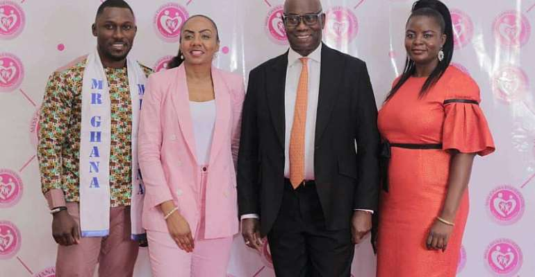Media Whizz Kids gives 100% support to Inna Patty and Miss Ghana 2018 edition