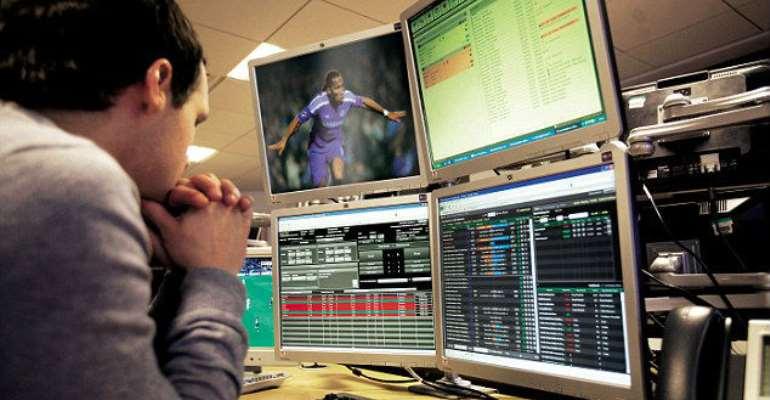 The Major Gambling Presence in Football