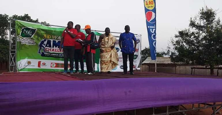 GOC Youth Coordinator Commended For Organising Community Sports Programmes