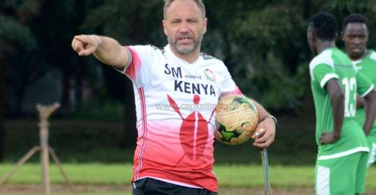 FKF, Sebastien Migne Part Ways By Mutual Consent