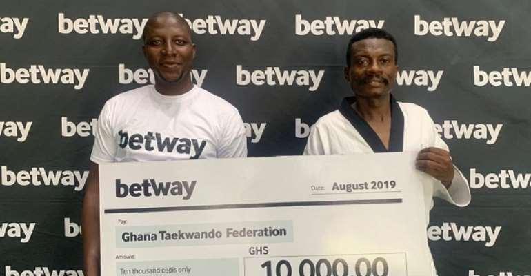 Betway Supports Ghana Taekwondo Federation