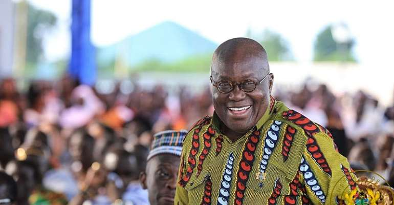 Akufo-Addo Tours Northern, Upper Regions Today