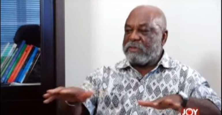 Professor, Kwame Karikari