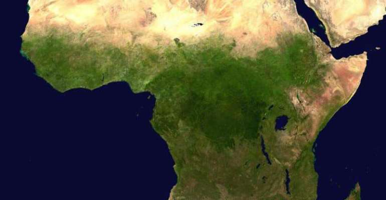 Africa, The New Israel !