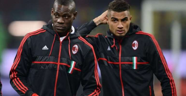 KP Boateng Welcomes Potential Transfer Of Mario Balotelli To ACF Fiorentina