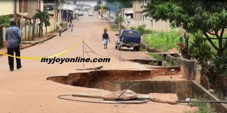 # OFOR Campaign: We'll fix your roads before elections- Kwadaso MCE to residents
