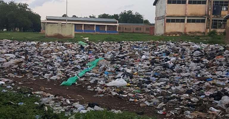GHANASCO Needs Attention To Escape Being Drowned In A Sea Of Filth
