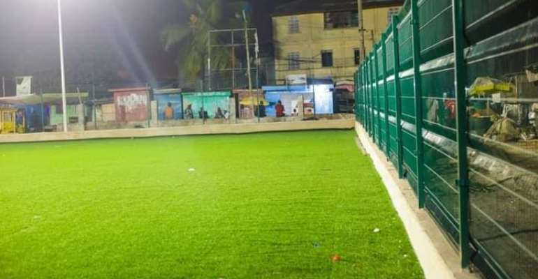 James Town Youth To Go On Demonstration Over Delayed Astro Turf Construction