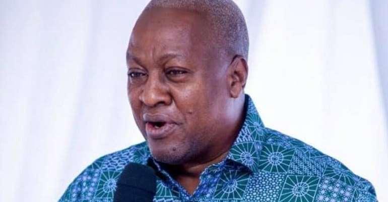 We'll Strengthen Decentralization — Mahama