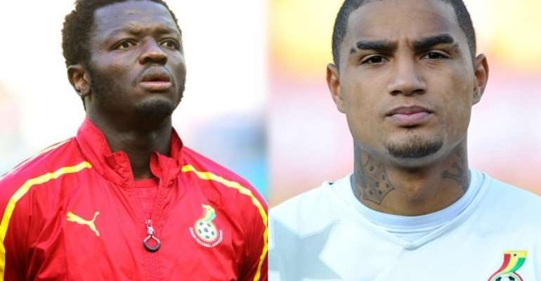 'Let Time Decide'' - CK Akonnor On KP Boateng And Sulley Muntari's Black Stars Future