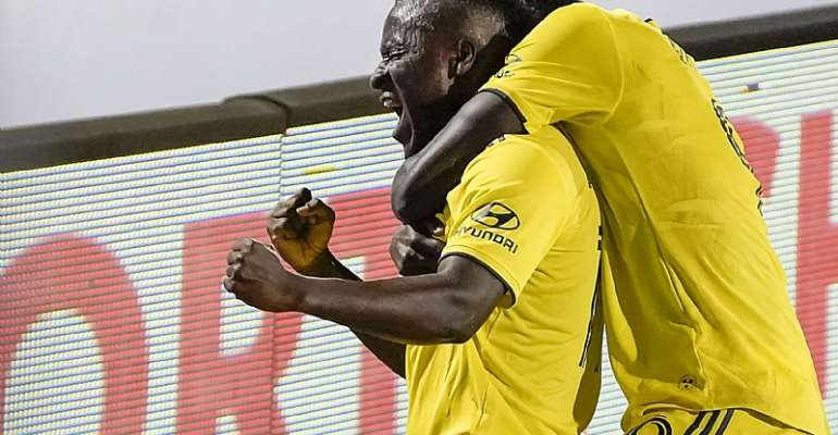 VIDEO: Ghana's David Accam Scores To Power Nashville SC To First MLS Win