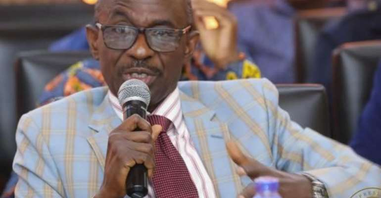 New Roll: 'EC Has Deliberately Disenfranchise One Million Voters' – Asiedu Nketia