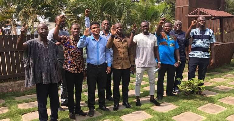 JOY Commissions Volta & Oti Regional Executives
