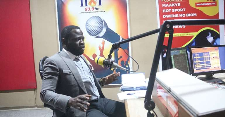 VIDEO: Mahama Is A Flip-Flop, Devious And Confused Candidate — NPP Chairman