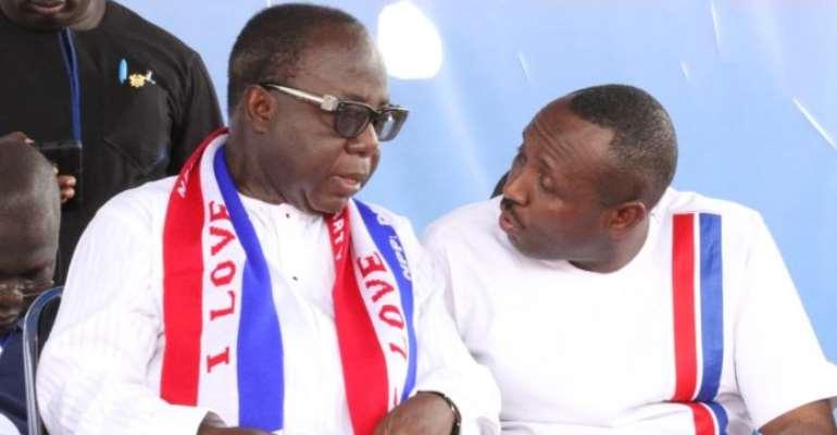 NPP Awutu Senya West Chairman Suspended