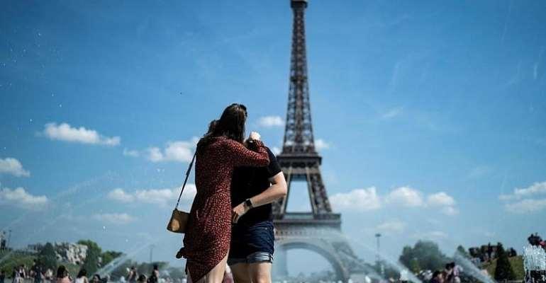 © Kenzo TRIBOUILLARD AFP/File