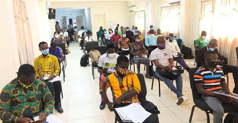 Aflatoxin: GSA Takes 'Trainer Of Trainers' Sensitisation To Western Region