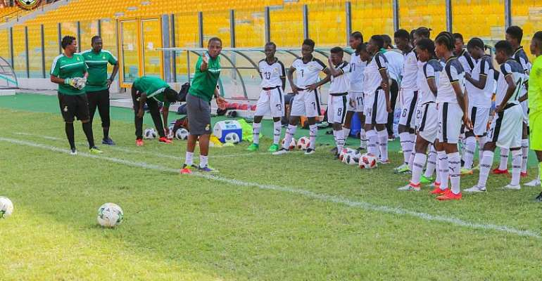 CONFIRMED: 30 Players Invited To Black Maidens Camp Ahead Of Nigeria Clash