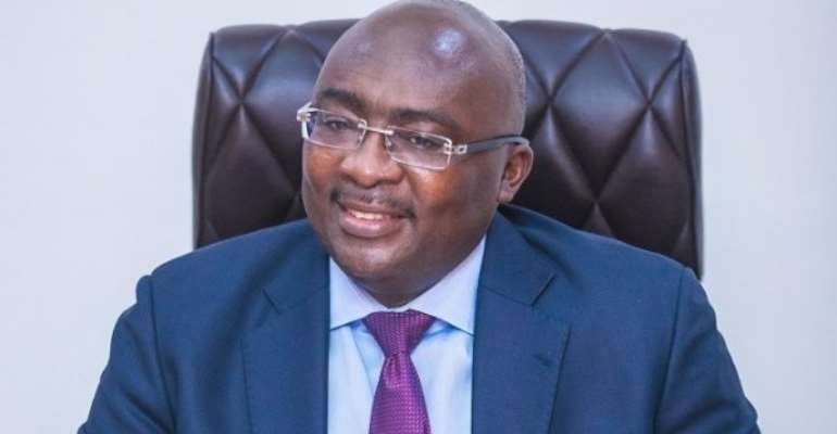 Bawumia Calls For Investment In ICT, Digital Data Collection Tools
