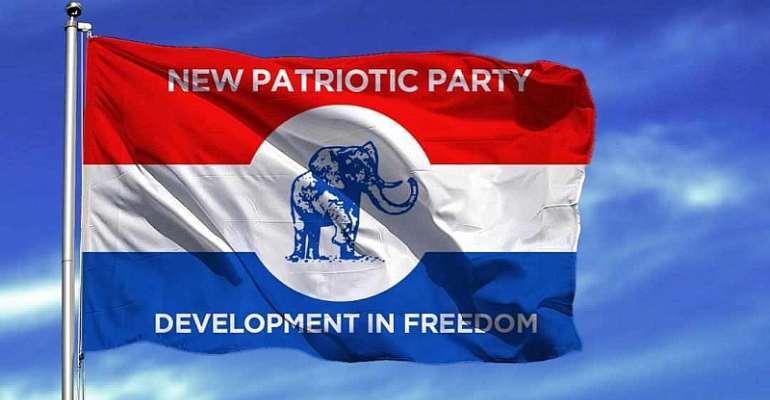 Awutu Senya West NPP Suspends Constituency Chairman