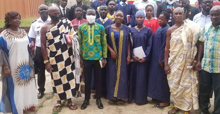 Adansi South District Assembly Inaugurates Youth Parliament
