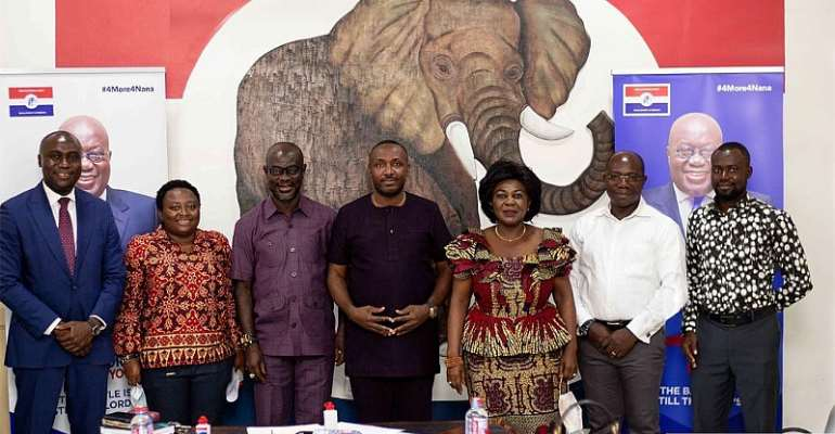NPP Unveils Manifesto, Parliamentary Candidates Verification Committee
