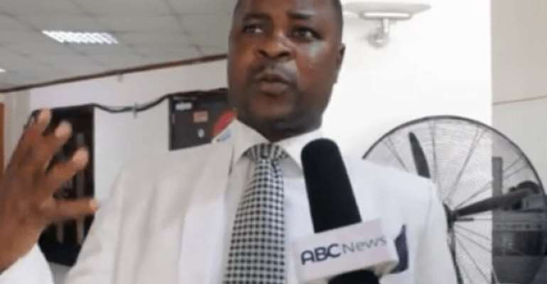 Kpemka Holds Press Confab On His Birthday To Counter Tempane NDC PC Allegations