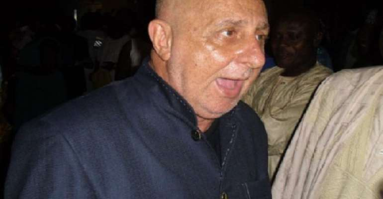 Hearts of Oak Need Quality Players To Win Trophies, Says Ex-Chairman Harry Zakour