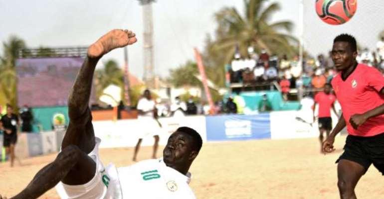 Beach Soccer World Cup kicks off in Russia