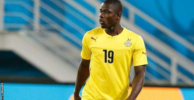 2022 WCQ: Defender Jonathan Mensah returns to Black Stars squad for Ethiopia and South Africa games
