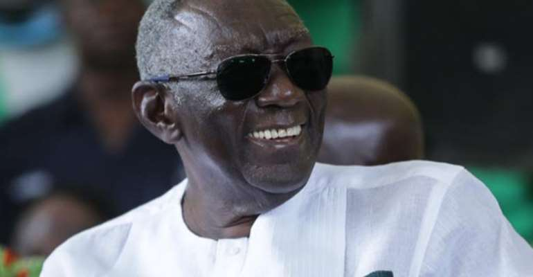 I Disagree With Kufuor