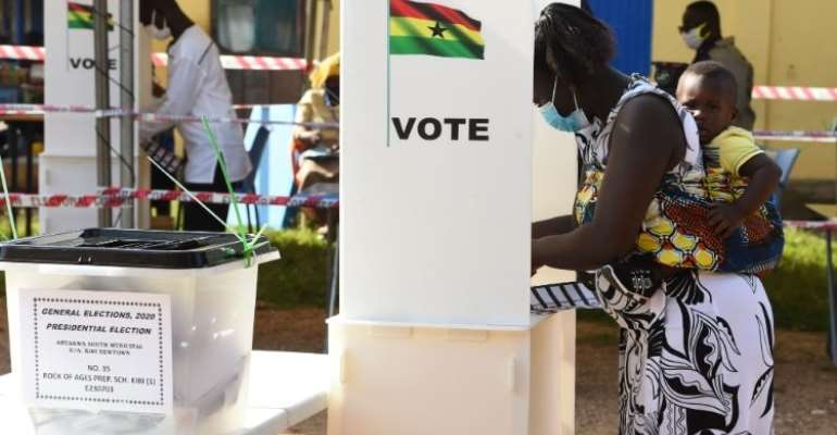 [List] NDC's proposed reforms for elections in Ghana