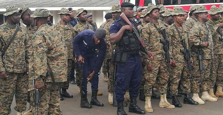 Fight Against Galamsay: ACEES Okays Withdrawal Of Operation Vanguard