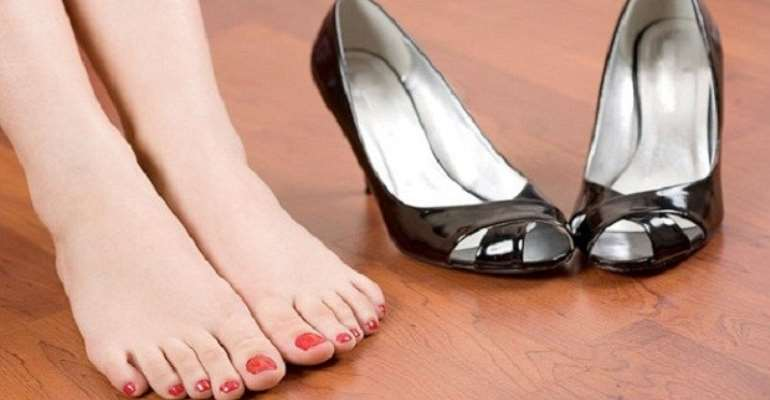Hacks for Dealing With Smelly Feet