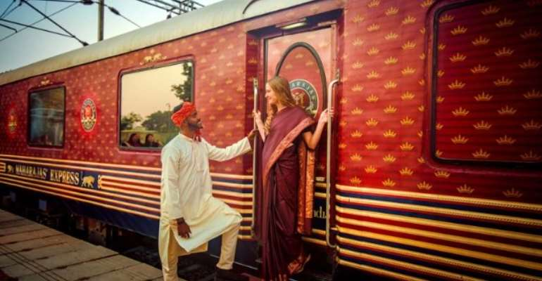 Check Out India's Most Luxurious Train