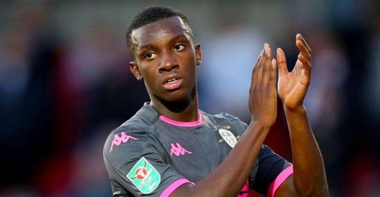 Ghanaian Prodigy Eddie Nketiah Scores On Leeds United Debut