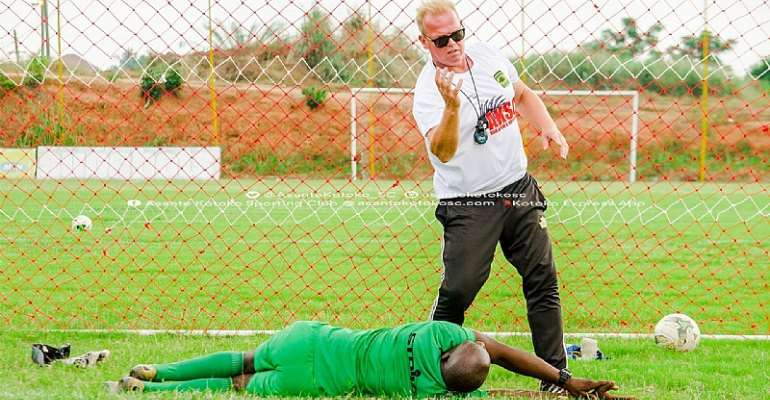 CAF Champions League: We Have Corrected Our Mistakes, Says Kotoko Coach Kjetil Zachariassen